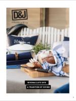 D&J Lord Nelson katalog 2018